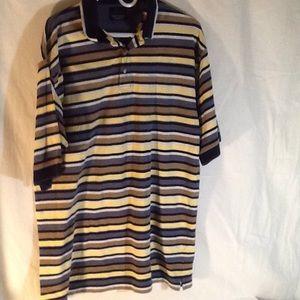 Greg Norman | Polo Shirt  |  Short Sleeve| Size XL